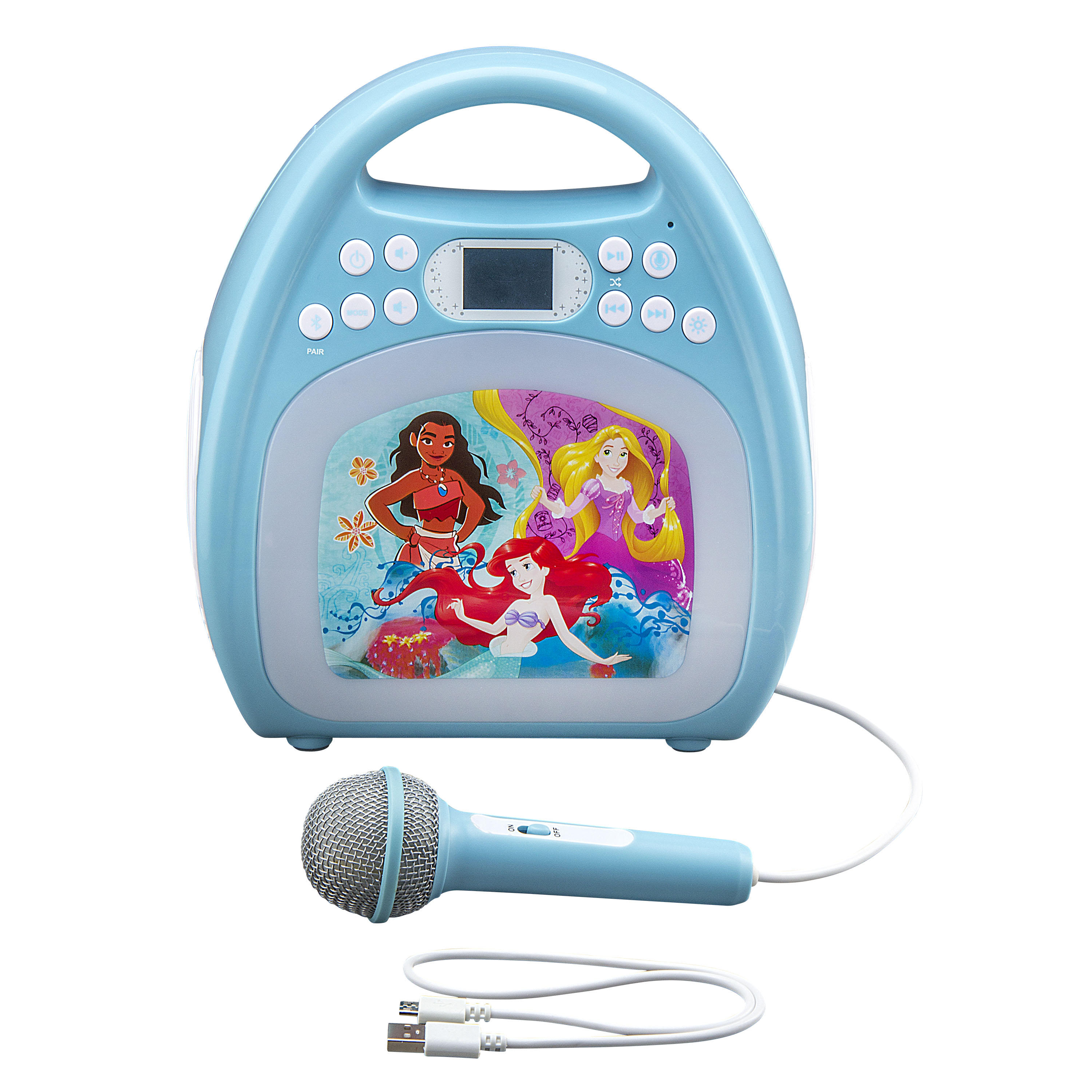 Disney Bluetooth MP3 Karaoke