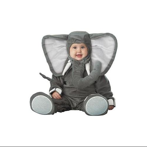 Lil' Elephant Baby Costume by InCharacter - 6006, Large