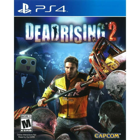 Dead Rising 2 HD - Pre-Owned (PS4)