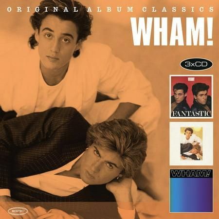 WHAM! Original Album Classics (CD)