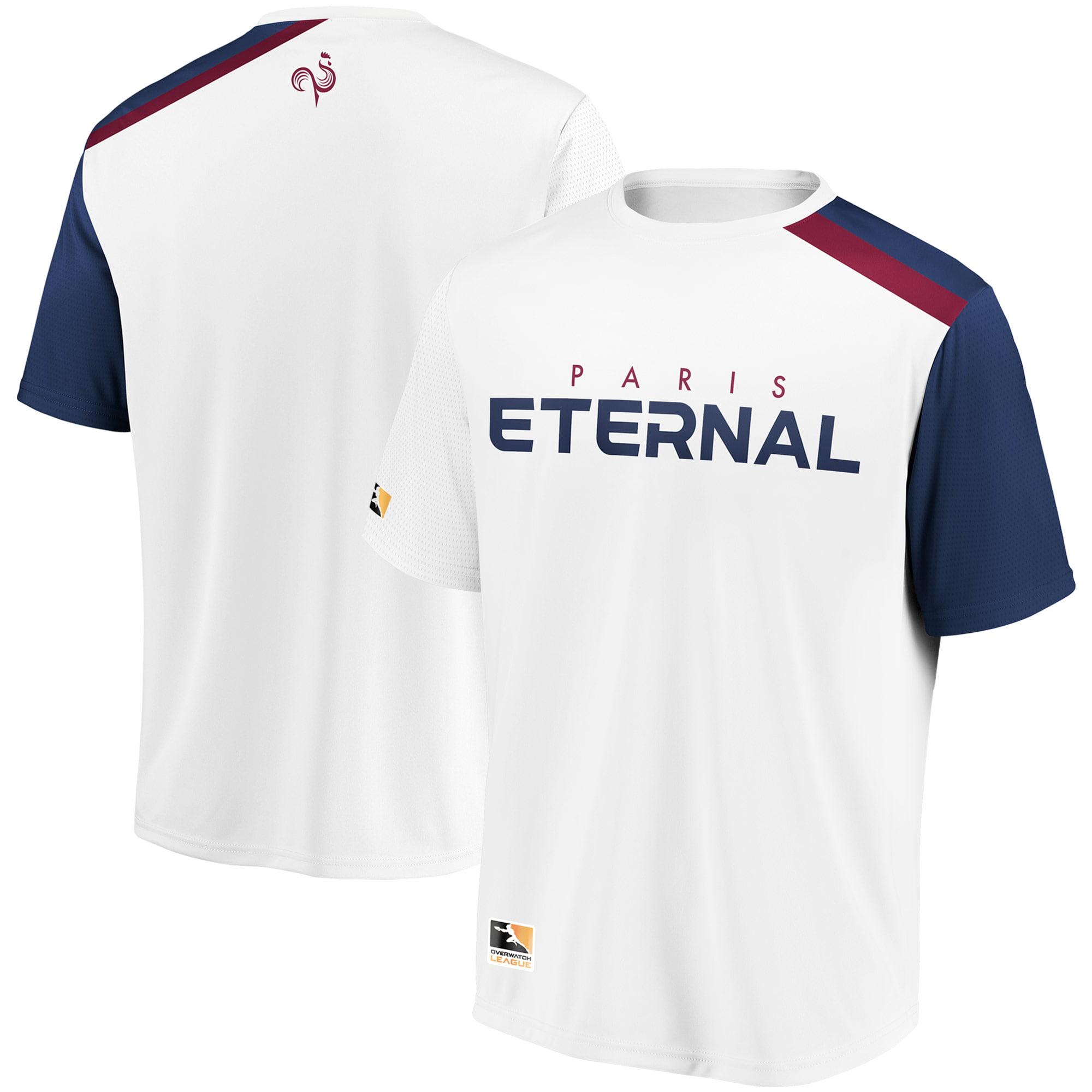Paris Eternal Overwatch League Replica Away Jersey - White
