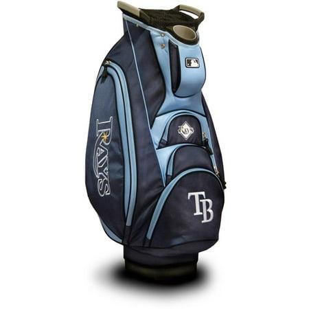 Team Golf MLB Tampa Bay Rays Victory Golf Cart Bag by