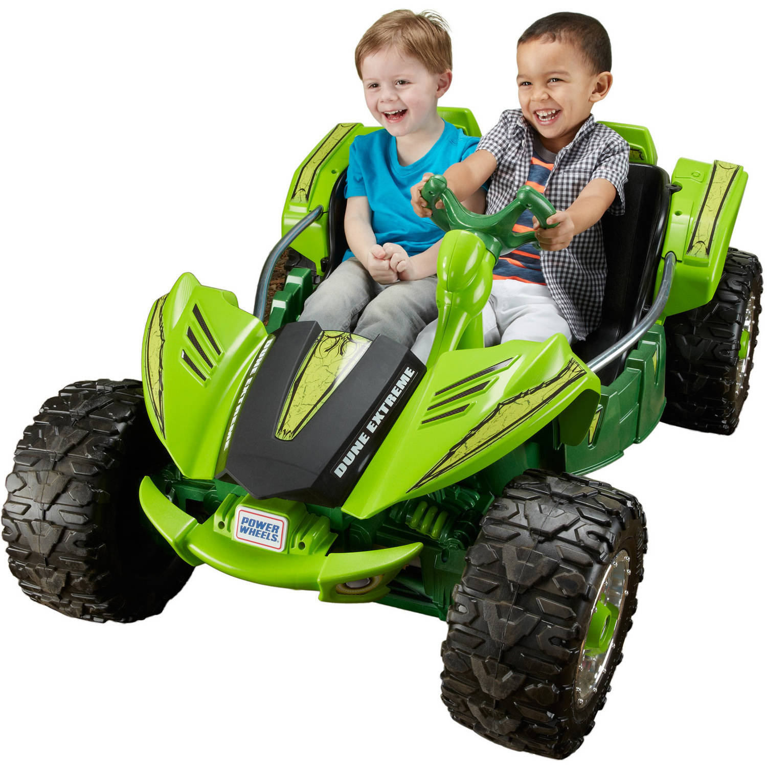 12V MP3 Kids Ride on Truck Car R c Remote Control LED Lights AUX
