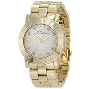 Marc Jacobs Women's MBM3056 Gold Stainless-Steel Quartz Fashion Watch