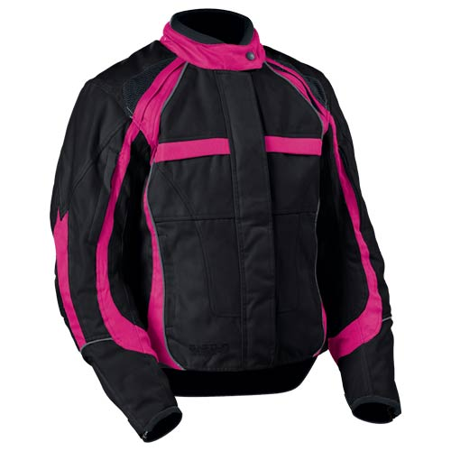 Castle Streetwear Flex Womens Jacket Berry