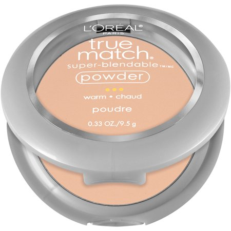 L'Oreal Paris True Match Super-Blendable Powder for $<!---->