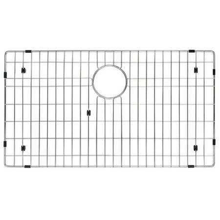 Kraus Sink Grid : Kraus Stainless Steel 27.5 x 15.65 Bottom Grid - Walmart.com