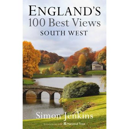 South West England's Best Views - eBook