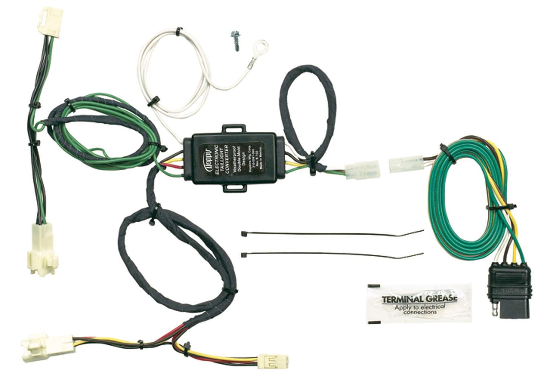 Hopkins Towing Solution 43475 Plug-In Simple Vehicle To Trailer Wiring  Harness - Walmart.com - Walmart.comWalmart