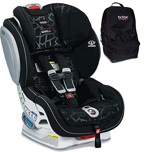 Britax Advocate ClickTight Convertible Car Seat With Travel Bag, Mosaic