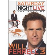 Saturday Night Live: The Best Of Will Ferrell, Vol.3 (Anamorphic Widescreen) by UNIVERSAL HOME ENTERTAINMENT