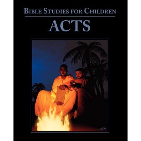 Bible Studies for Children : Acts](Famous Double Acts For Halloween)