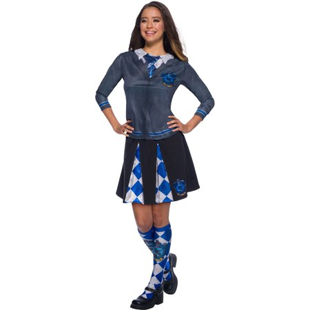 The Wizarding World Of Harry Potter Womens Ravenclaw Skirt Halloween Costume - Halloween Costumes For Women Scary