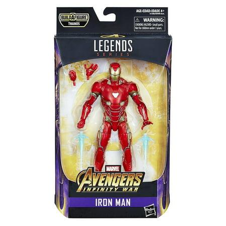 Avengers Marvel Legends Series 6-inch Iron Man