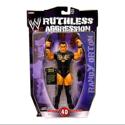 WWE Wrestling Ruthless Aggression Series 40 Randy Orton Action Figure