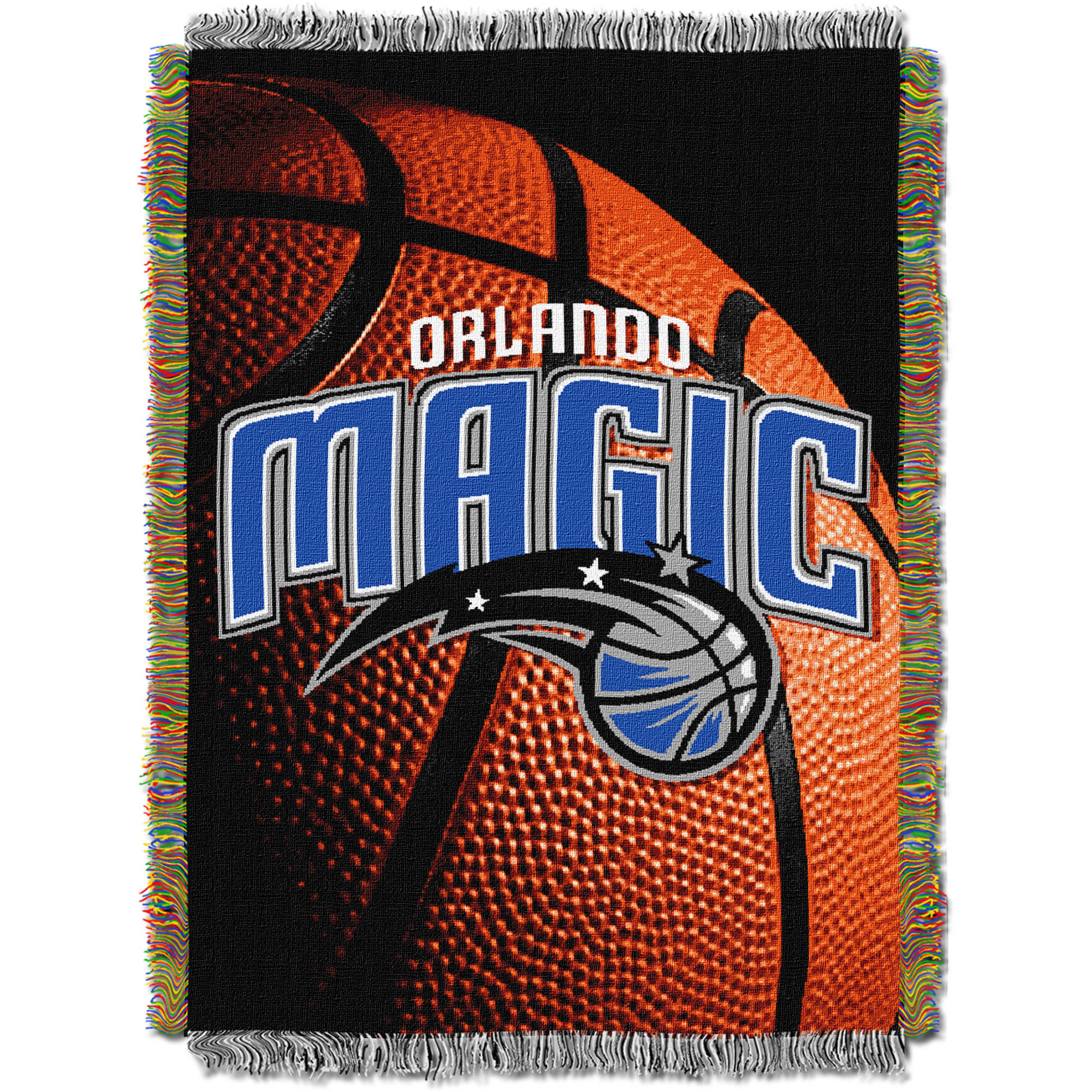"NBA 48"" x 60"" Photo Real Series Tapestry Throw, Magic"