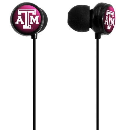 Texas A&M Aggies College Ear Buds - No - Texas Rangers Earbuds