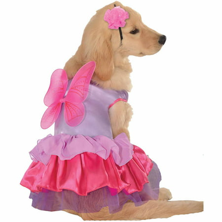 Pixie Pup Halloween Pet Costume (Multiple Sizes - Halloween Costumes Put Together Easy