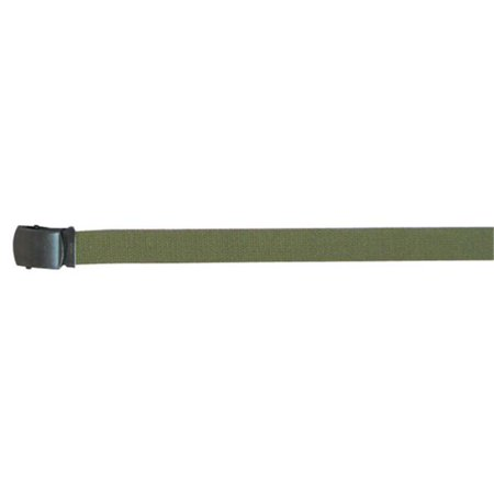 - fox outdoor 44-20 od 44 in. cotton with belt, black - olive drab