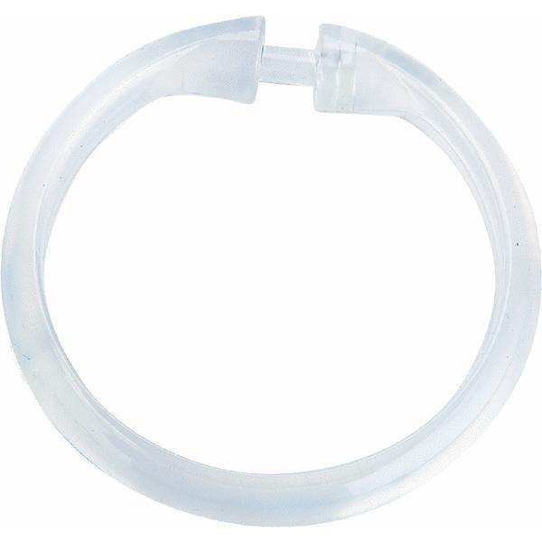 Plastic Shower Hooks