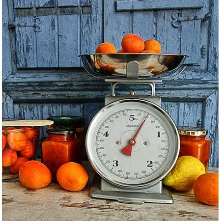 LAMINATED POSTER Vintage Boil Down Apricot Jam Canning Horizontal Poster Print 24 x 36