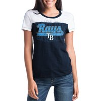 los angeles 87591 bb3ae Product Image MLB Tampa Bay Rays Women s Short Sleeve Team Color Graphic Tee