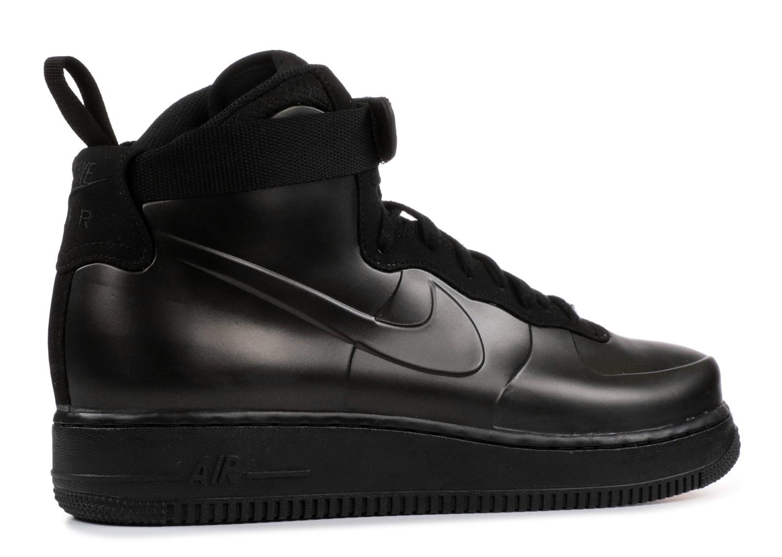 38eca26f089 Nike - Men - Air Force 1 Foamposite Cup  Triple Black  - Ah6771-001 - Size  13