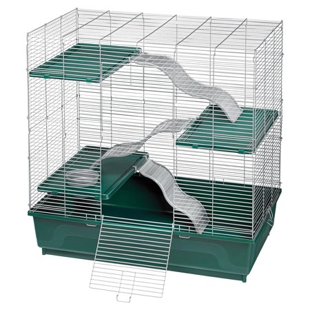 Super Pet Cage Deluxe My First Home for Small Animals