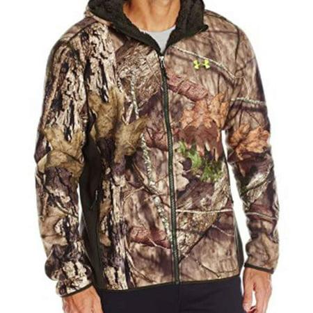 b233aa07699df Under Armour Men's Stealth Fleece Hoodie - Medium - Walmart.com