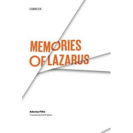 Memories of Lazarus - eBook