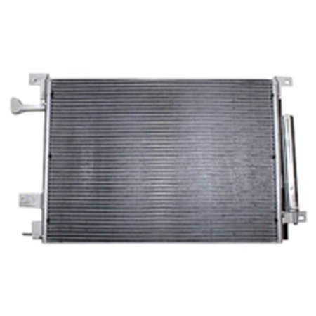 CPP Air Conditioning Condenser for 2010-2014 Ford Mustang FO3030225 (Ford Escape Condenser)