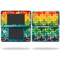 Skin For Nintendo 3DS Abstract Collection