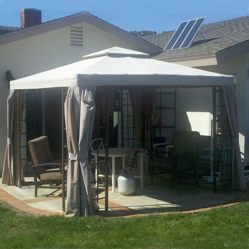 Garden Winds Replacement Canopy for Boscovs 10x10 Gazebo ...