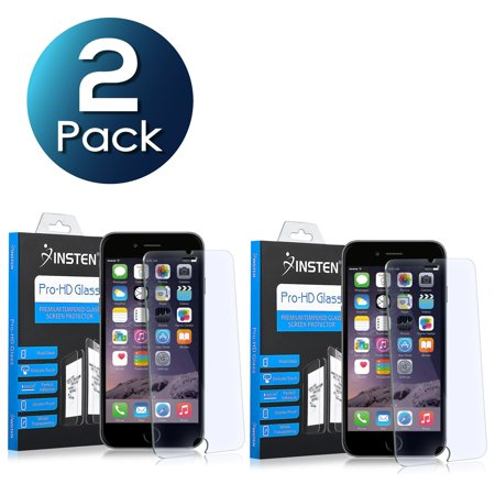 Cool Sun Tempered Glass (Insten 2 pcs Tempered Glass Screen Protector For Apple iPhone 6 6S 4.7