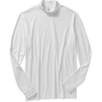 George Mens Mock Neck Shirt