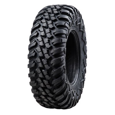 Terrabite Radial Tire 27x9-12 Medium/Hard Terrain for Honda Pioneer 700-4 (Best Tires For Honda Civic Si)