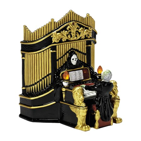 Department 56 Halloween Village Phantoms Of The Organ Retired](Organ Trail Halloween)