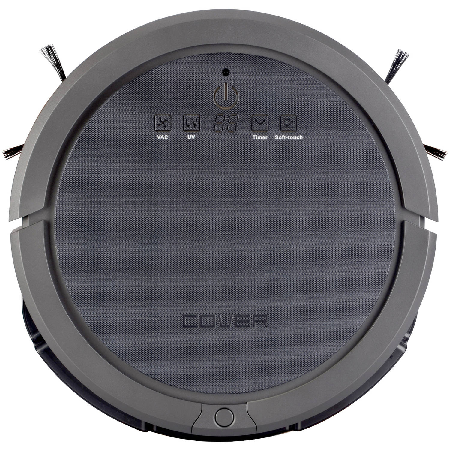 COVER All Surface Robotic Vacuum Cleaner with Air Purification System for Carpets and Floors