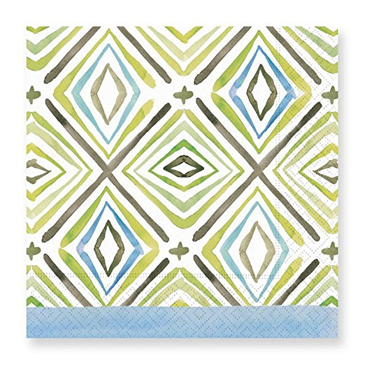 New Groove Luncheon Napkins, 20-count