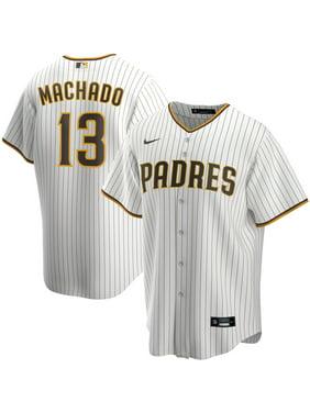 Manny Machado San Diego Padres Nike Home 2020 Replica Player Jersey - White/Brown
