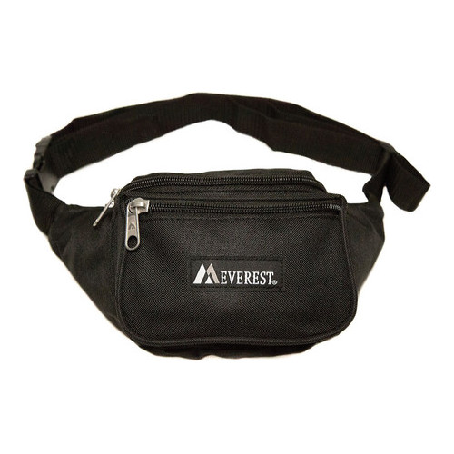 Black Childrens Fanny Pack by Everest