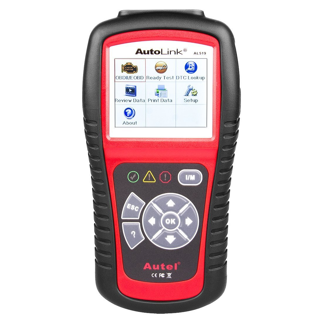 Autel AL519 AutoLink Enhanced OBD ll Scan Tool with Mode 6