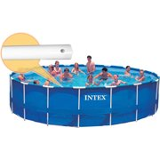 intex frame pool horizontal beam for 16 18 and 24 pools - Intex Pools