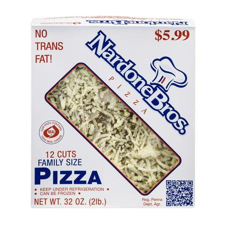 nardone bros family size pizza 32 0 oz. Black Bedroom Furniture Sets. Home Design Ideas