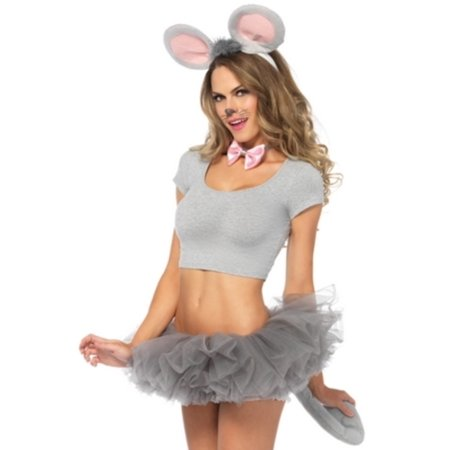 Mouse Kit Costume Accessory Set - Mouse Costume For Child