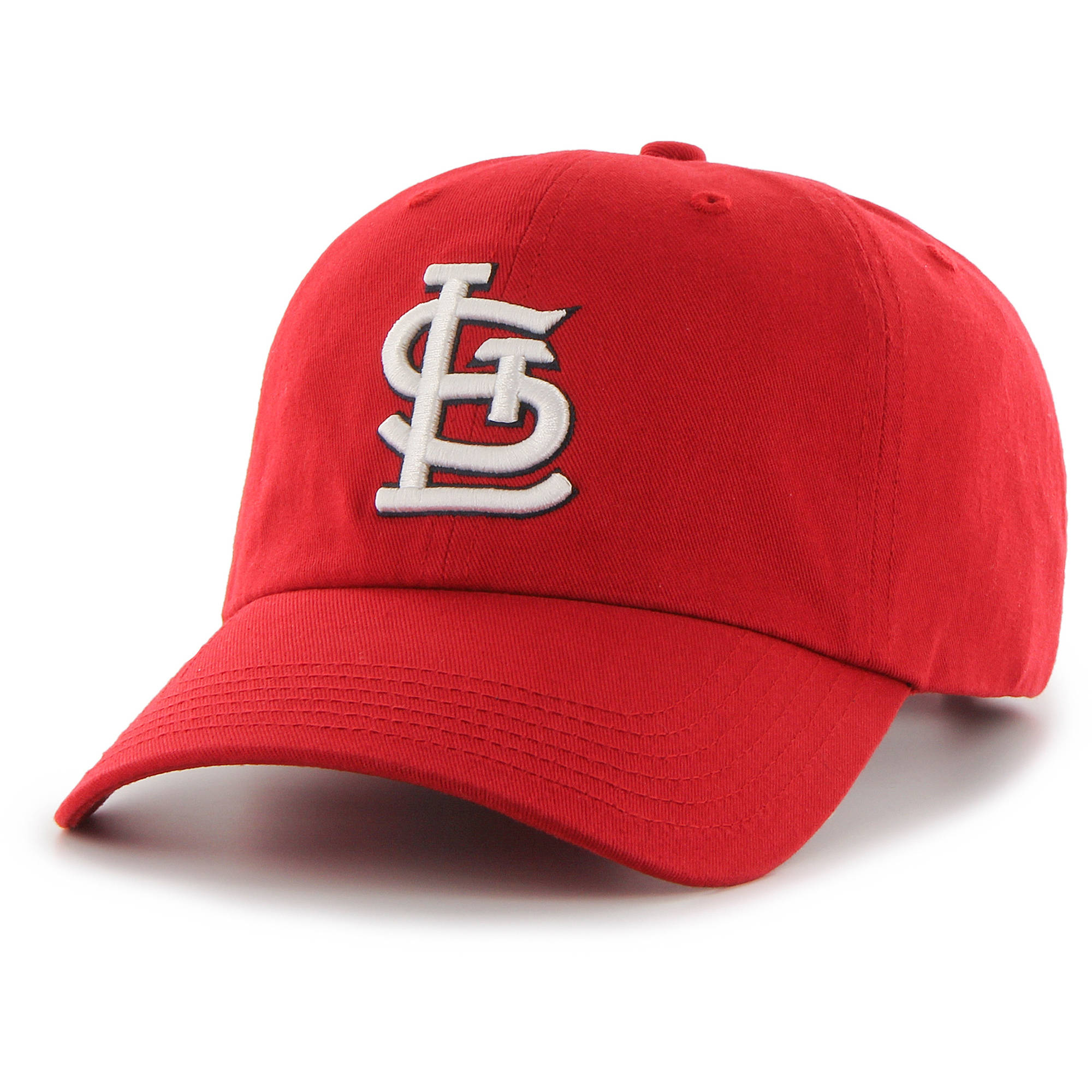 MLB St. Louis Cardinals Clean Up Cap / Hat by Fan Favorite