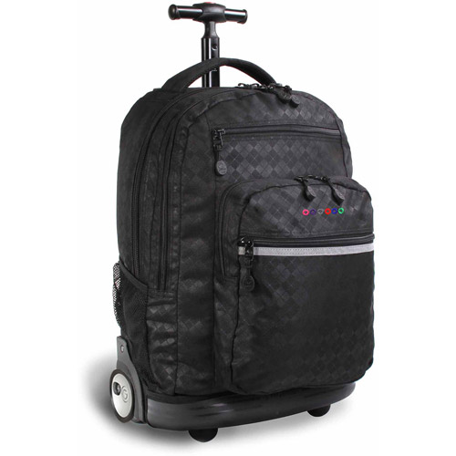 "J World Sundance 19"" Rolling Backpack"