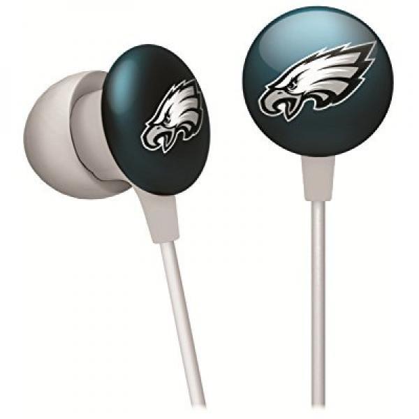 iHip NFL Mini Earbuds, Philadelphia Eagles