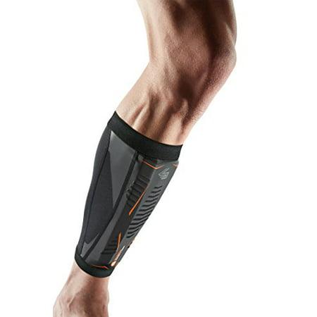 Shock Doctor Runners Therapy Shin Splint Sleeve, Black, - Runners Shin Splints