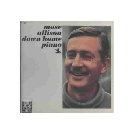 Personnel: Mose Allison (piano); Addison Farmer (bass); Ronnie Free, Nick Stabulas (drums).Recorded in Hackensack, New Jersey between November 1957 & August 1959.  Includes liner notes by Jack McKinney.Digitally remastered by Phil De Lancie (1997, Fantasy Studios, Berkeley, California).Singer/songwriter/pianist Mose Allison has proven himself equally at home with jazz and